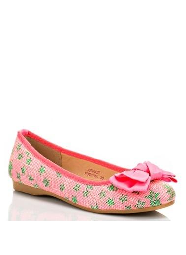 Pink Step Spor Ayakkabı Fuşya